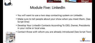 Learning How to Use LinkedIn as a Web Tool – Part 1